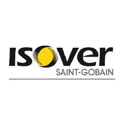 logotype de notre client isover