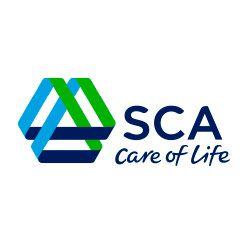 logotype de notre client SCA