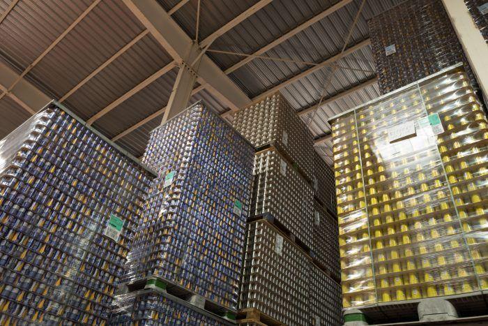 Stockage et logistique Transports Cordier Hyper Volume