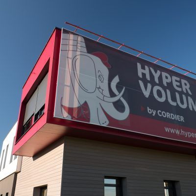 Siège à Is-Sur-Tille - Transports Cordier Hyper Volume