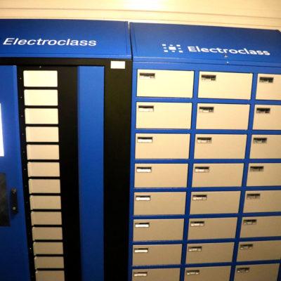 Un distributeur d'Equipements de Protection Individuelle installé chez Transports Cordier