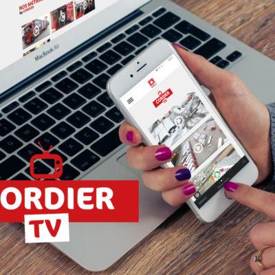 Cordier TV : c'est parti !