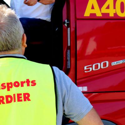 Des conducteurs référents chez Transports Cordier