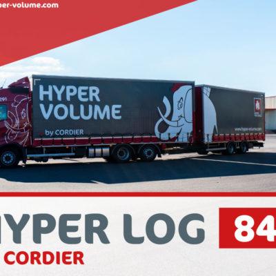 Plateforme Hyper Log 84, c'est parti !