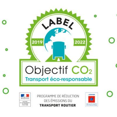 Les Transports Cordier obtiennent le Label Objectif CO2