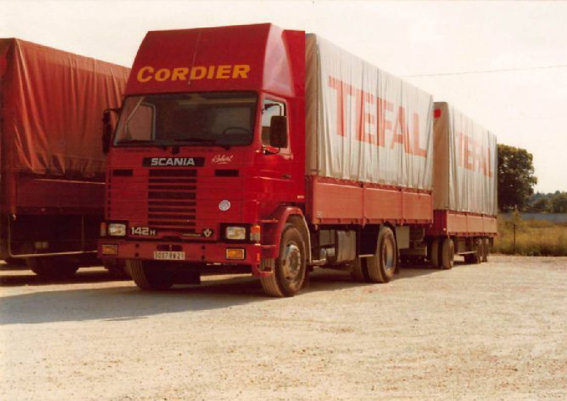 Photos des 50 ans de Hyper Volume - Transport Cordier