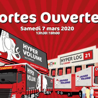 Samedi 7 mars après-midi, les Transports Cordier ouvrent leurs portes