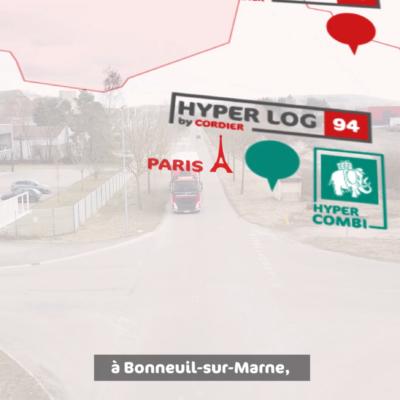 Hyper Log 94 : une nouvelle implantation au cœur du Val-de-Marne