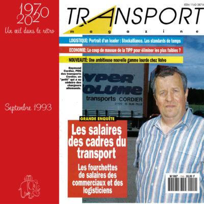 Transport Magazine 1993 – Interview de Raymond Cordier