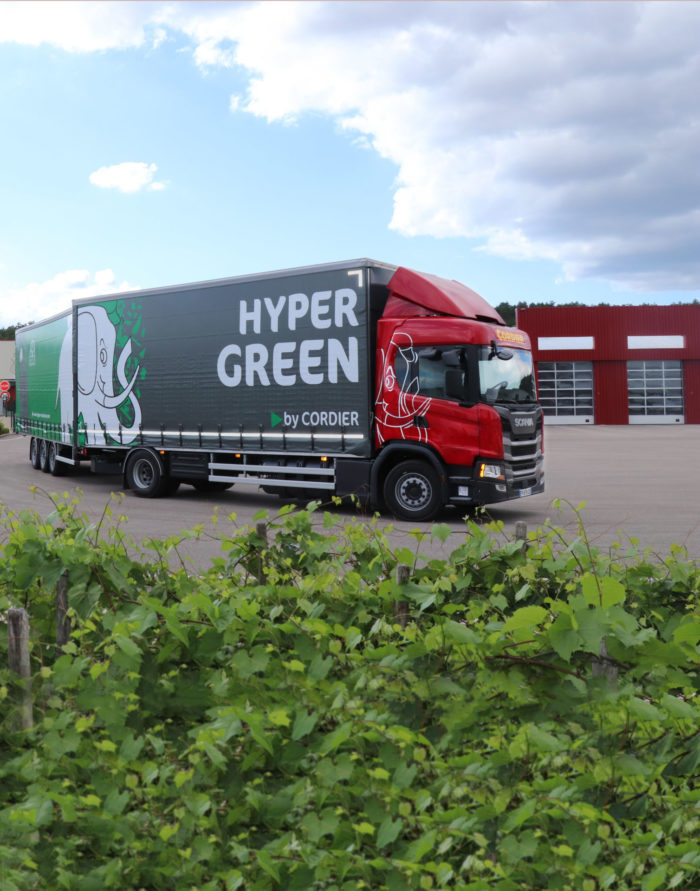 Camion Hyper Green By Cordier