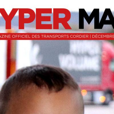 HYPER MAG N°1 – Décembre 2020   by CORDIER